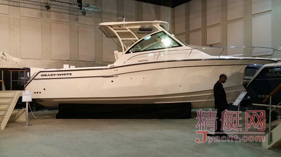 美国Grady-white钓鱼艇