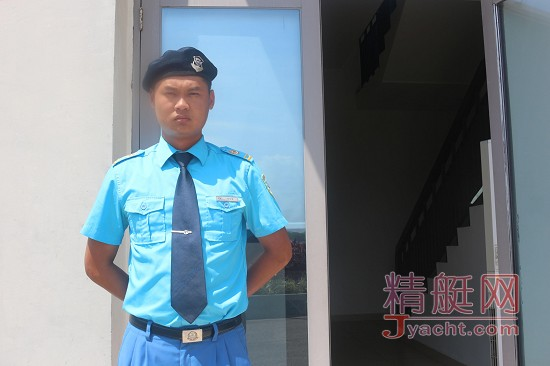 走近游艇码头保安第二站:华润石梅湾