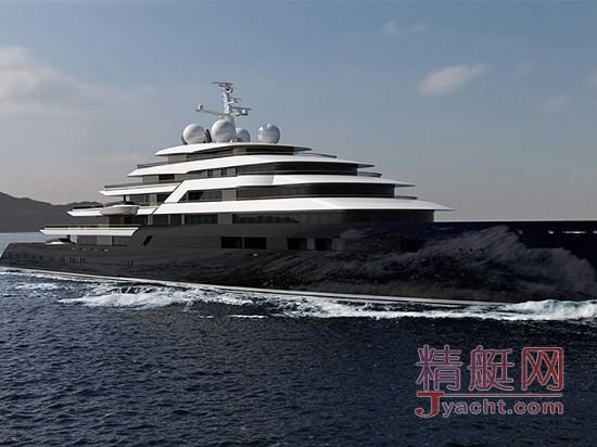 未来世界的10款概念游艇