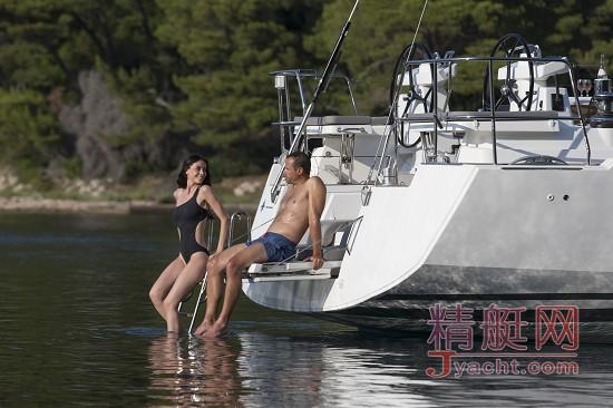 法国 亚诺 JEANNEAU 54, 专注于海上生活的理想之作