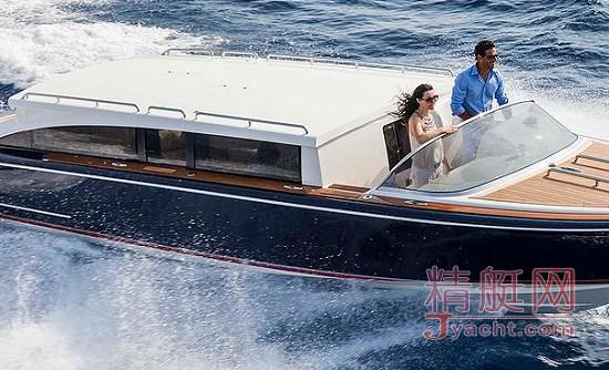 10.5M Limo Tender Hodgdon(霍奇登)游艇