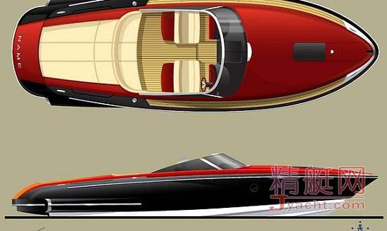 10.11M Sport Tender定制接应艇(附属艇)Hodgdon(霍奇登)游艇