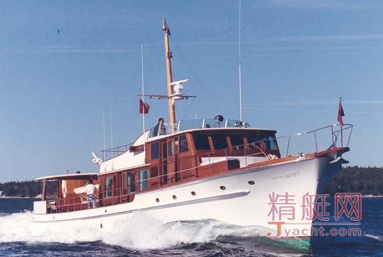 美国老牌游艇建造商Hodgdon(霍奇登),舰船世家,始于1816年,yacht