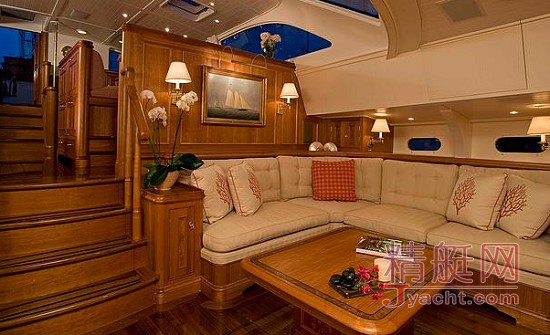 Hodgdon Yachts 98尺Windcrest