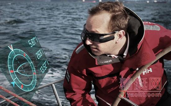 对于航海人来说,戴眼镜可不是为了耍酷