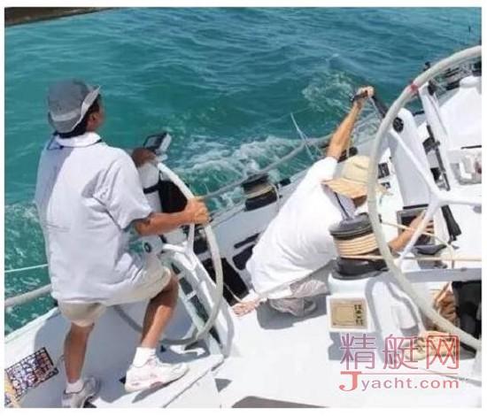 大帆船时代的中国传奇之庞辉