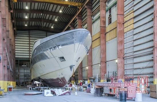 再次出售 | 美国定制超级游艇制造商Trinity Yachts