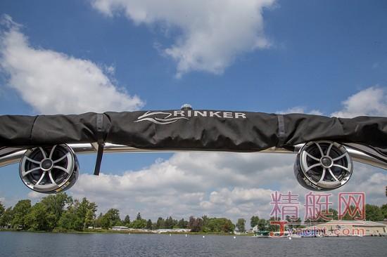 Rinker 220 MTX:娇小玲珑,入得家门出得大海