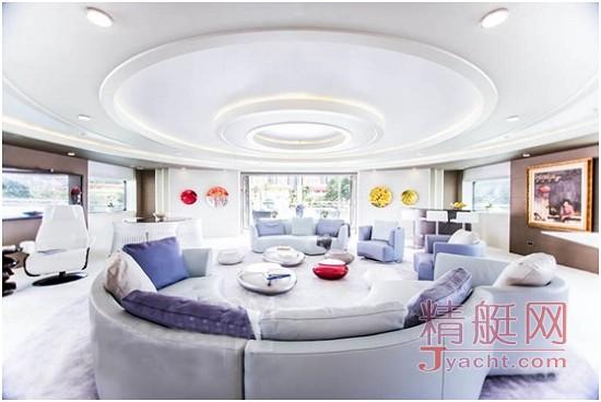 教你提高会客逼格:直击亚洲最大超级游艇之罗奇堡