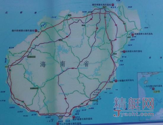 (海南海钓资源丰富,钓场众多,有国家一级海洋保护区——大洲岛等一