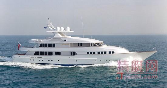 改名换姓,我依旧是荷兰 Feadship 斐帝星:超级游艇更名之路-曾用名Iroquois | 现用名Herculina