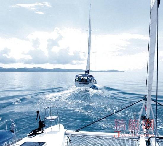 一次去航海的体验