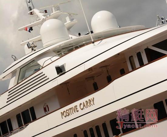 改名换姓,我依旧是荷兰 Feadship 斐帝星:超艇更名之路Positive Carry