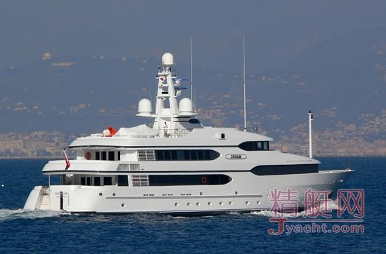 改名换姓,我依旧是荷兰 Feadship 斐帝星:超艇更名之路-曾用名Dream | 现用名Amanti