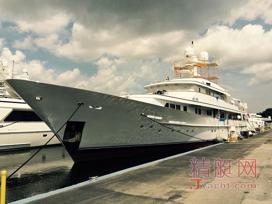 改名换姓,我依旧是荷兰 Feadship 斐帝星:超级游艇更名之路-曾用名Lady Allison | 现用名Endless Summer