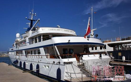 改名换姓,我依旧是荷兰 Feadship 斐帝星:超级游艇更名之路- 曾用名Nara | 现用名Kingdom Come