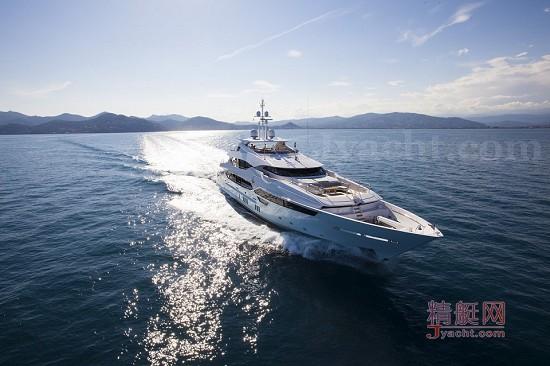 豪华游艇英国Sunseeker(圣汐)155 Yacht