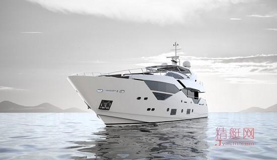 豪华游艇英国Sunseeker(圣汐)116 Yacht
