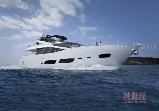 豪华游艇英国Sunseeker(圣汐)28M Yacht