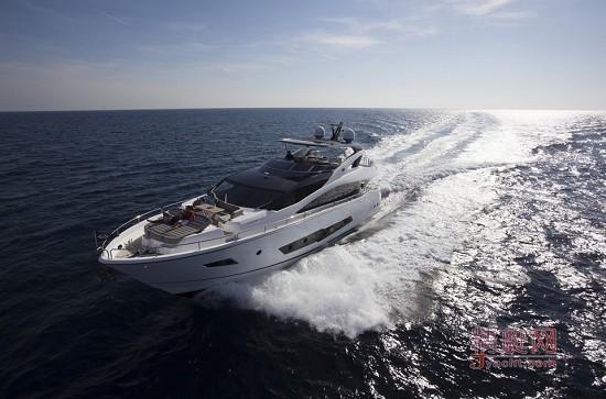 豪华游艇英国Sunseeker(圣汐)86 Yacht