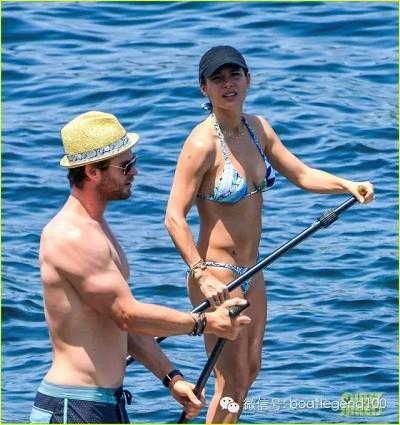 海上第一性感肌肉竟然就这么给瘦!没!