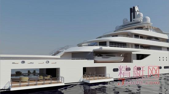 2015顶尖 超级游艇 设计大盘点 superyacht design