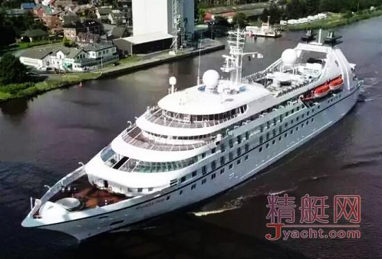 旅途意外:一邮轮在巴拿马沿岸抛锚期间发生搁浅事故