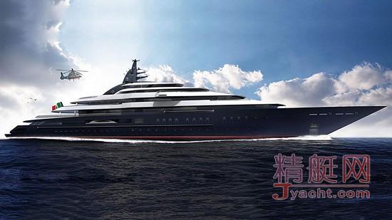 2015年全球已售尺度排名前十五的超级游艇