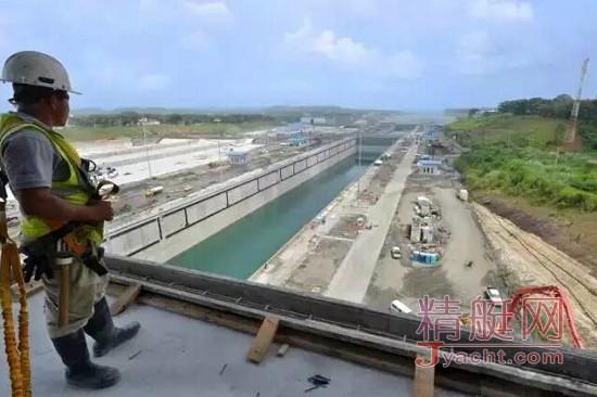 工程进展:巴拿马总统宣布运河扩建项目将推迟至5月