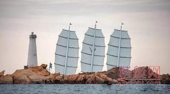 去年,这些船称霸了海上…2015年度最佳游艇摄影