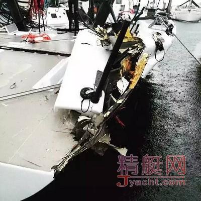 离岸航行事故的原因