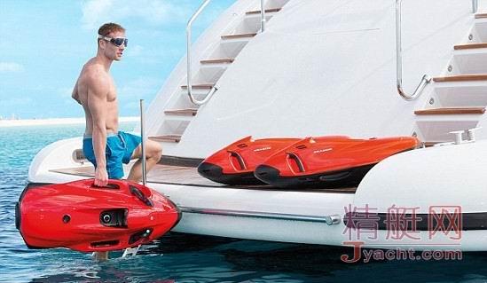 租游艇出海玩什么?十类炫酷水上玩具(superyacht water toys)