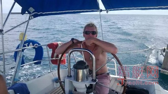 教船谋生!一个英国人的普吉故事