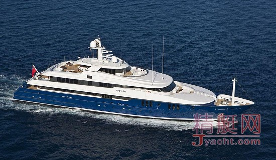 Top 10 | 全球能租到的最贵游艇 - 超级游艇租赁Sarah
