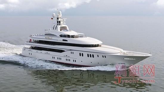 Top 10 | 全球能租到的最贵游艇 - 超级游艇租赁Lady Kathryn V
