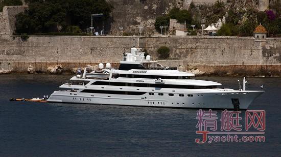 Top 10 | 全球能租到的最贵游艇 - 超级游艇租赁O'Mega