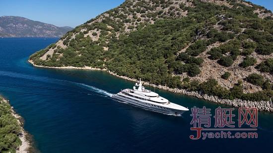 Top 10 | 全球能租到的最贵游艇 - 超级游艇租赁Axioma