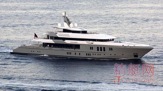 Top 10 | 全球能租到的最贵游艇 - 游艇租赁Mogambo