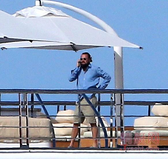 """莱昂纳多・迪卡普里奥( Leonardo DiCaprio)""""戏里戏外""""的游艇生活"""