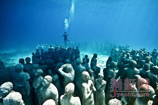 """水下的国度,神奇""""兵马俑"""""""