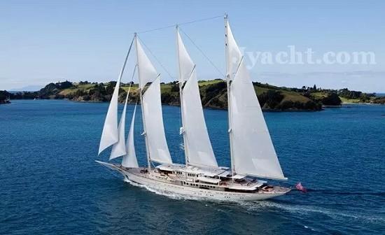 帆船Top 15 Athena yacht