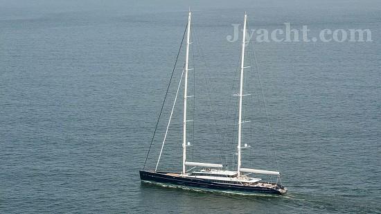 帆船Top 15 M5 yacht