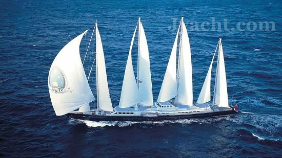 帆船Top 15 Ahimsa yacht