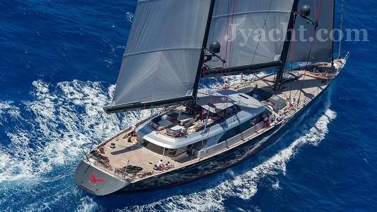 帆船Top 15 Seahawk yacht