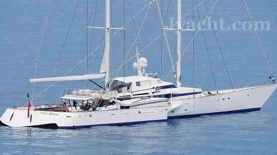 帆船Top 15 Pilar Rossi yacht