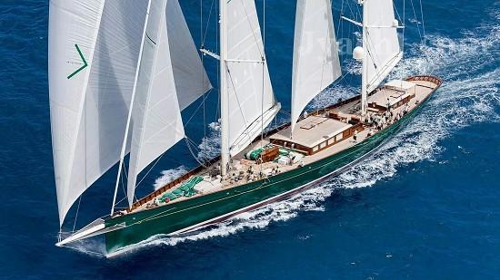 帆船Top 15 Hetairos yacht