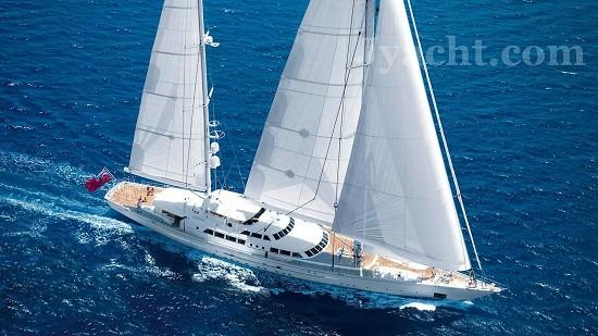 帆船Top 15 Spirit of the C's yacht