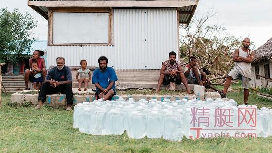 YachtAid Global寻找游艇帮助受飓风袭击的斐济