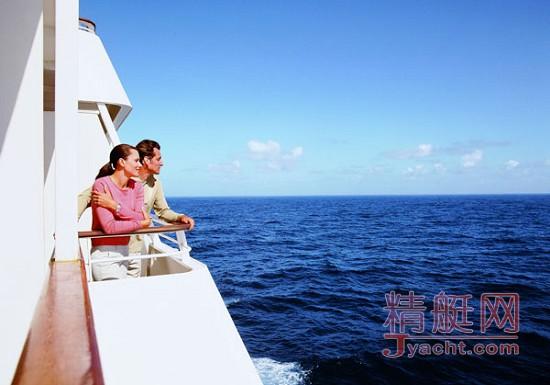 Crystal Endeavor豪华游艇 只为热爱改变人生的探险活动家而定制
