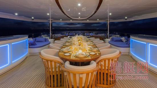 16个最棒的超级游艇聚会场所
